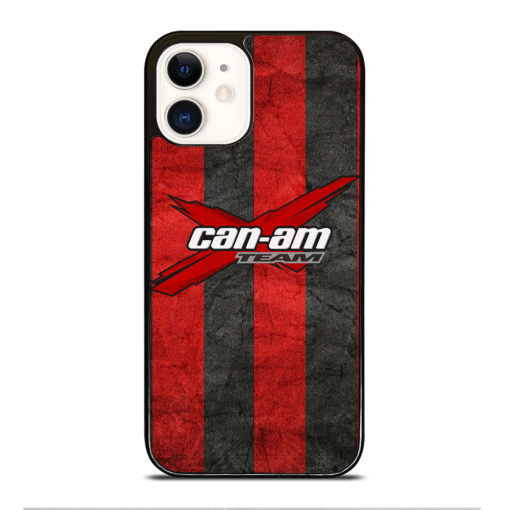 CAN-AM TEAM LOGO for iPhone 12 Case