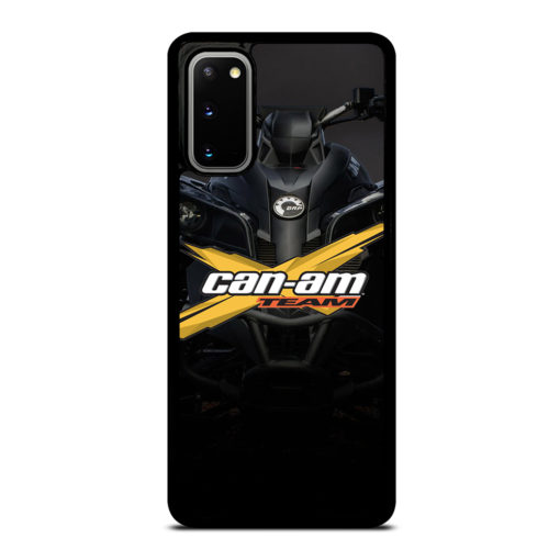 CAN AM X TEAM LOGO for Samsung Galaxy S20 Case Cover