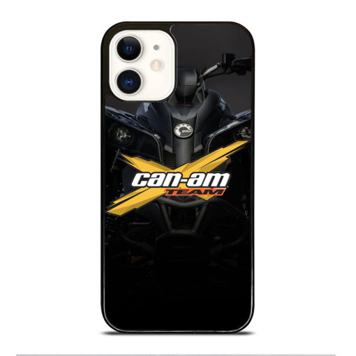 CAN AM X TEAM LOGO for iPhone 12 Case Cover