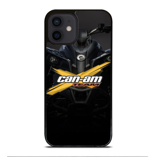 CAN AM X TEAM LOGO for iPhone 12 Mini Case Cover
