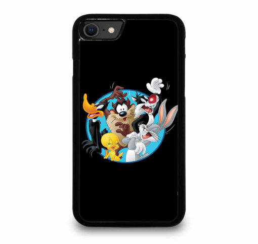 CARTOONS LOONEY TUNES for iPhone SE (2020) Case Cover