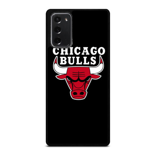CHICAGO BULLS for Samsung Galaxy Note 20 Case