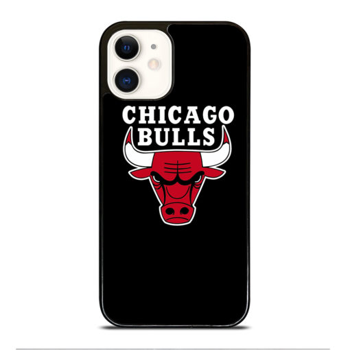 CHICAGO BULLS for iPhone 12 Case