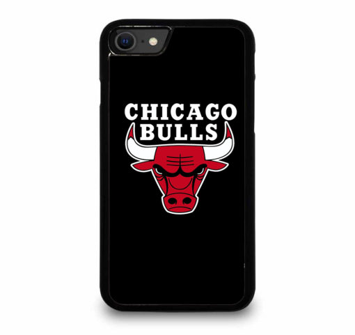 CHICAGO BULLS for iPhone SE (2020) Case Cover