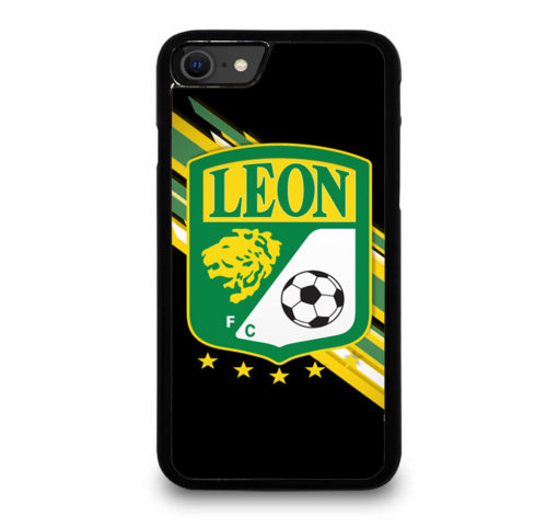 CLUB LEON FOOTBALL for iPhone SE (2020) Case Cover