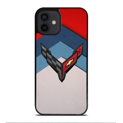 CORVETTE SPORT LOGO for iPhone 12 Mini Case