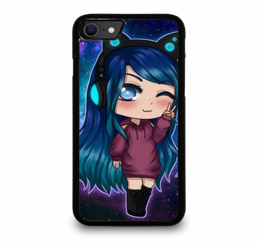 CUTE GACHA LIFE SPACE for iPhone SE (2020) Case Cover