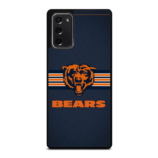 Chicago Bears NFL for Samsung Galaxy Note 20 Case