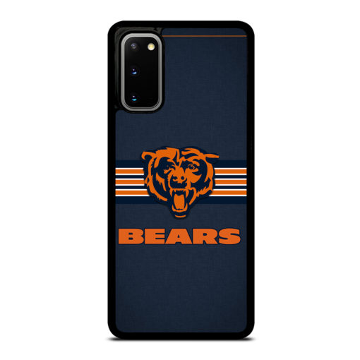 Chicago Bears NFL for Samsung Galaxy S20 Case Cover