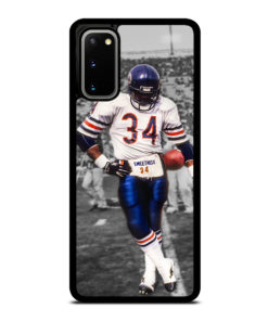 Chicago Bears Walter Payton 34 for Samsung Galaxy S20 Case Cover