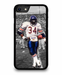 Chicago Bears Walter Payton 34 for iPhone SE (2020) Case Cover