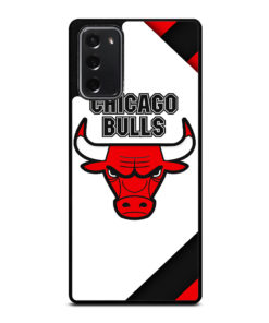 Chicago Bulls Logo for Samsung Galaxy Note 20 Case Cover