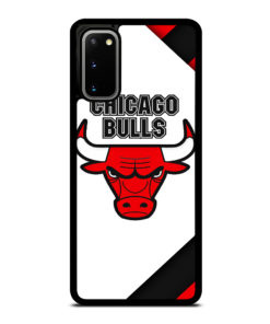 Chicago Bulls Logo for Samsung Galaxy S20 Case Cover