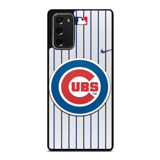 Chicago Cubs Jersey for Samsung Galaxy Note 20 Case