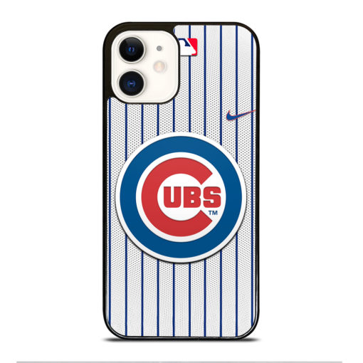 Chicago Cubs Jersey for iPhone 12 Case Cover
