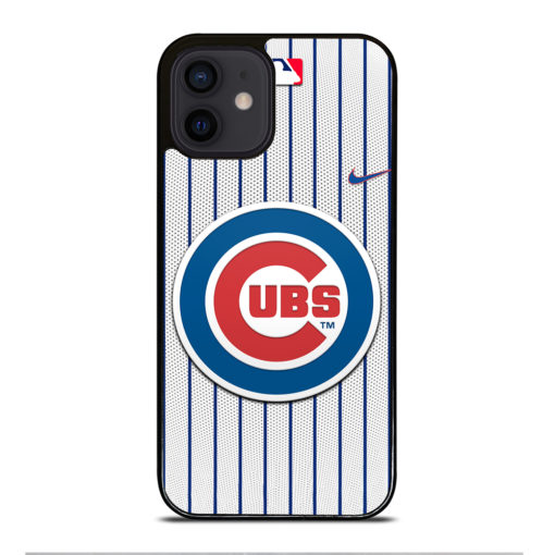 Chicago Cubs Jersey for iPhone 12 Mini Case