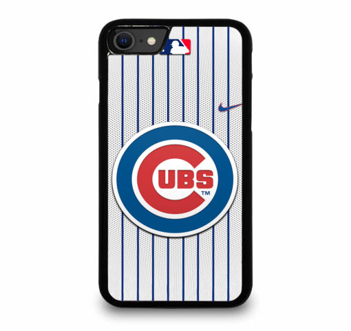 Chicago Cubs Jersey for iPhone SE (2020) Case