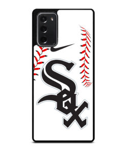 Chicago White Sox Baseball for Samsung Galaxy Note 20 Case Cover