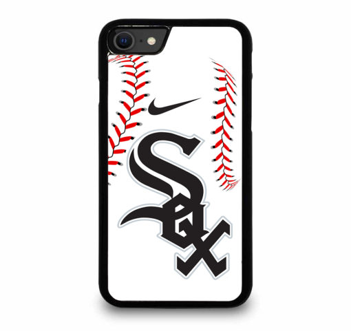 Chicago White Sox Baseball for iPhone SE (2020) Case Cover