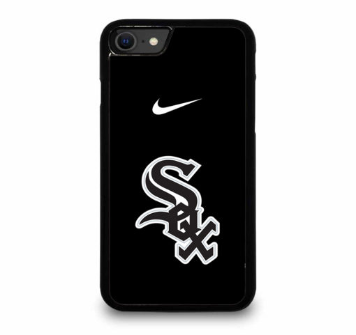 Chicago White Sox Nike for iPhone SE (2020) Case Cover
