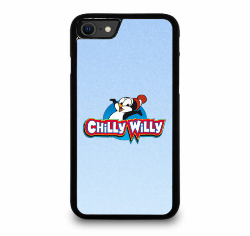 Chilly Willy for iPhone SE (2020) Case Cover