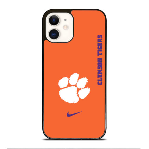 Clemson Tigers Football for iPhone 12 Case Cover