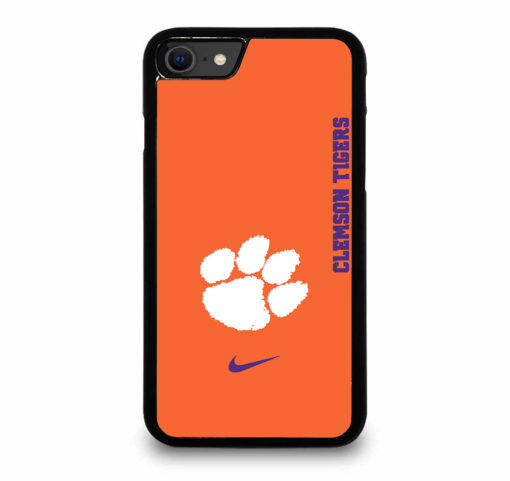 Clemson Tigers Football for iPhone SE (2020) Case Cover