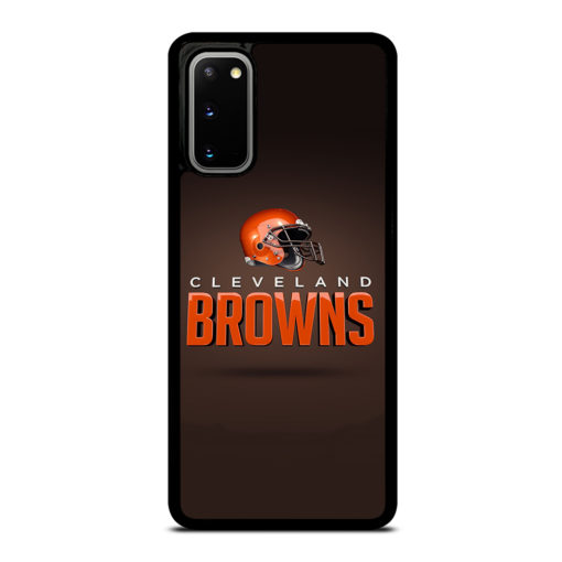 Cleveland Browns NFL for Samsung Galaxy S20 Case Cover