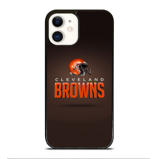 Cleveland Browns NFL for iPhone 12 Case