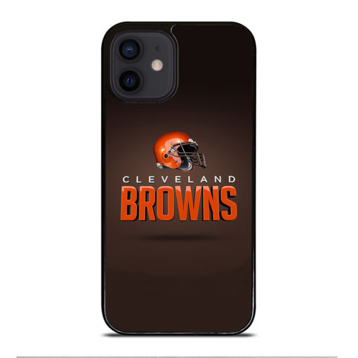 Cleveland Browns NFL for iPhone 12 Mini Case Cover