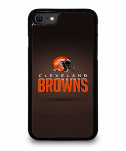 Cleveland Browns NFL for iPhone SE (2020) Case Cover