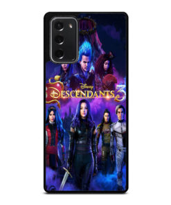 DESCENDANTS 3 DISNEY for Samsung Galaxy Note 20 Case Cover