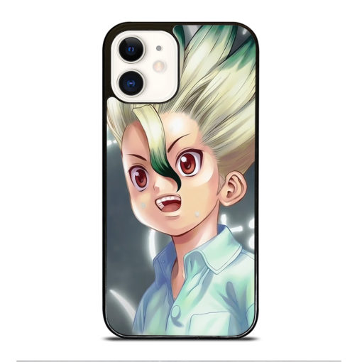 DR STONE SENKU ISHIGAMI for iPhone 12 Case Cover