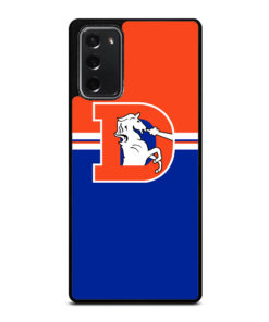 Denver Broncos Symbol for Samsung Galaxy Note 20 Case