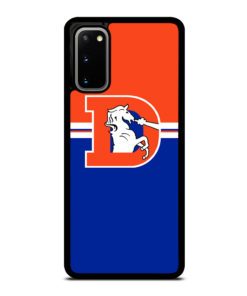 Denver Broncos Symbol for Samsung Galaxy S20 Case