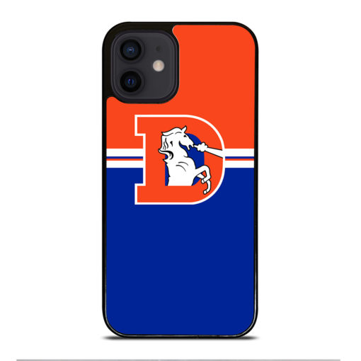 Denver Broncos Symbol for iPhone 12 Mini Case Cover