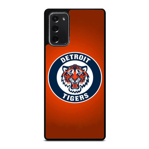 Detroit Tigers Baseball for Samsung Galaxy Note 20 Case Cover