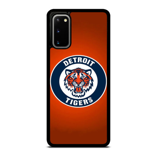 Detroit Tigers Baseball for Samsung Galaxy S20 Case