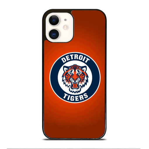 Detroit Tigers Baseball for iPhone 12 Case