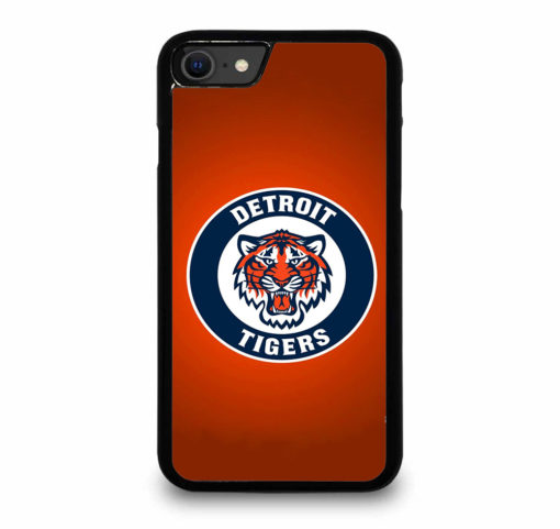 Detroit Tigers Baseball for iPhone SE (2020) Case