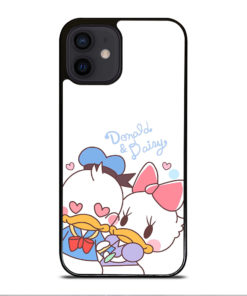 Donald and Daisy Duck for iPhone 12 Mini Case