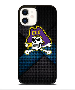 ECU PIRATES LOGO for iPhone 12 Case