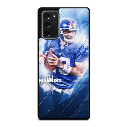 ELI MANNING NEW YORK GIANTS for Samsung Galaxy Note 20 Case Cover