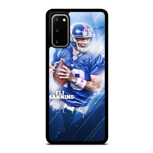 ELI MANNING NEW YORK GIANTS for Samsung Galaxy S20 Case Cover