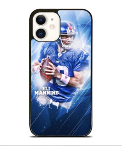 ELI MANNING NEW YORK GIANTS for iPhone 12 Case