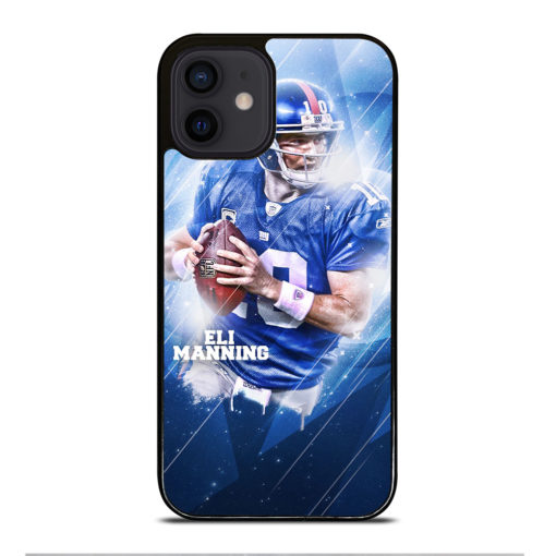 ELI MANNING NEW YORK GIANTS for iPhone 12 Mini Case Cover