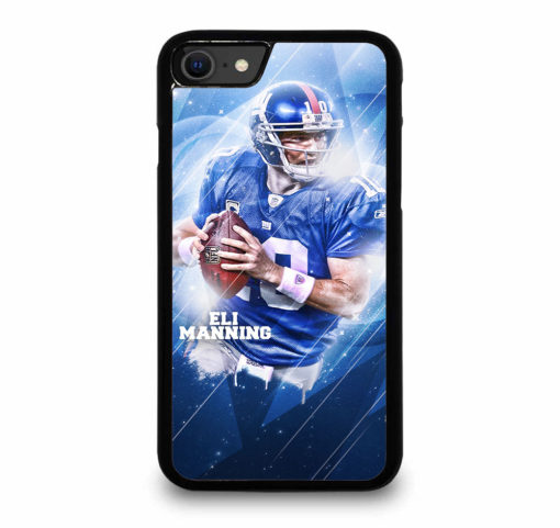 ELI MANNING NEW YORK GIANTS for iPhone SE (2020) Case Cover
