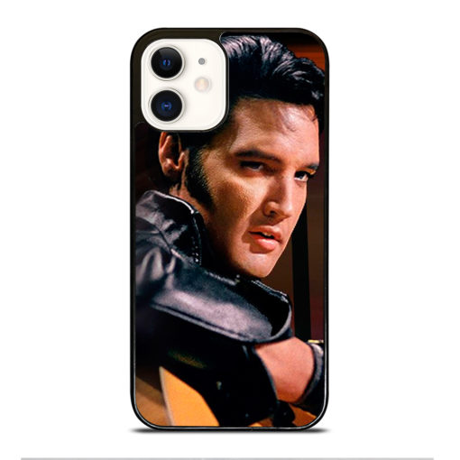 ELVIS PRESLEY THE KING for iPhone 12 Case Cover
