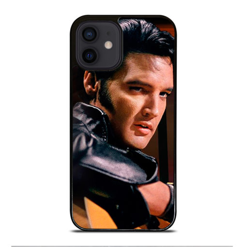 ELVIS PRESLEY THE KING for iPhone 12 Mini Case Cover