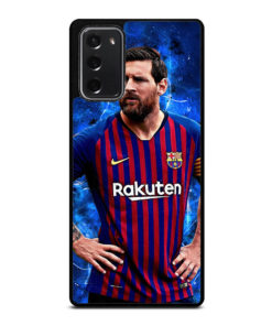 FC BARCELONA LIONEL MESSI for Samsung Galaxy Note 20 Case Cover